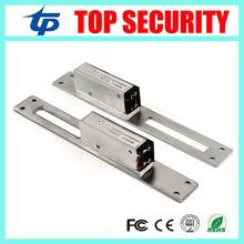 Buy NC power close electric stricke door lock long type EU type smart door lock free lock for $23.75 in AliExpress store