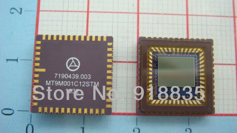MT9M001C12STM MT9M001C12 inches megapixel CMOS digital image sensor CLCC48 New original(China (Mainland))