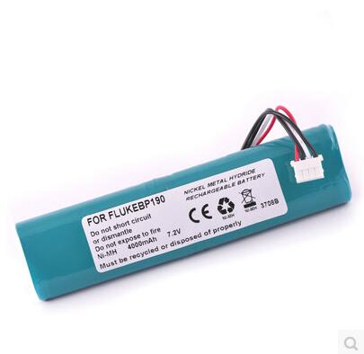 NEW NI-MH  FlUKE 430 BP190 435 434 99B 4000MAH 7.2V<br><br>Aliexpress