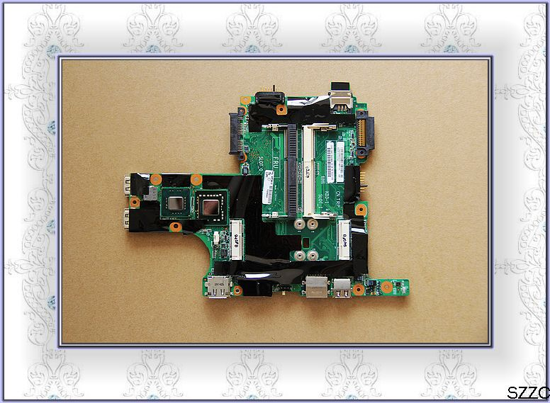 Original For Lenovo ThinkPad X301 Motherboard System Board 43Y9973 Core 2 Duo 1.4GHz CPU ,fully tested(China (Mainland))