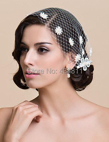 Свадебное украшение для волос 2015 10