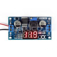 Регулятор частоты вращения двигателя PWM Controller DC 9 60V 20A 600W Stepper Controller
