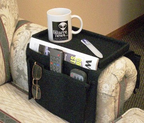 Arm Rest Organizer Living Room Sofa Storage Bag New Arrival As Seen on Tv(China (Mainland))