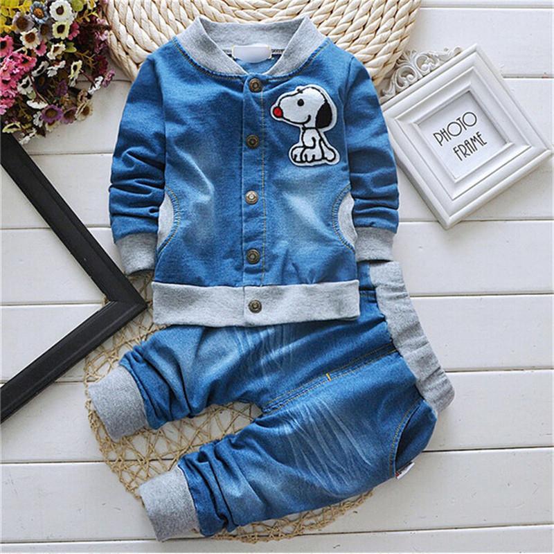 Джинсовая Одежда Для Малышей