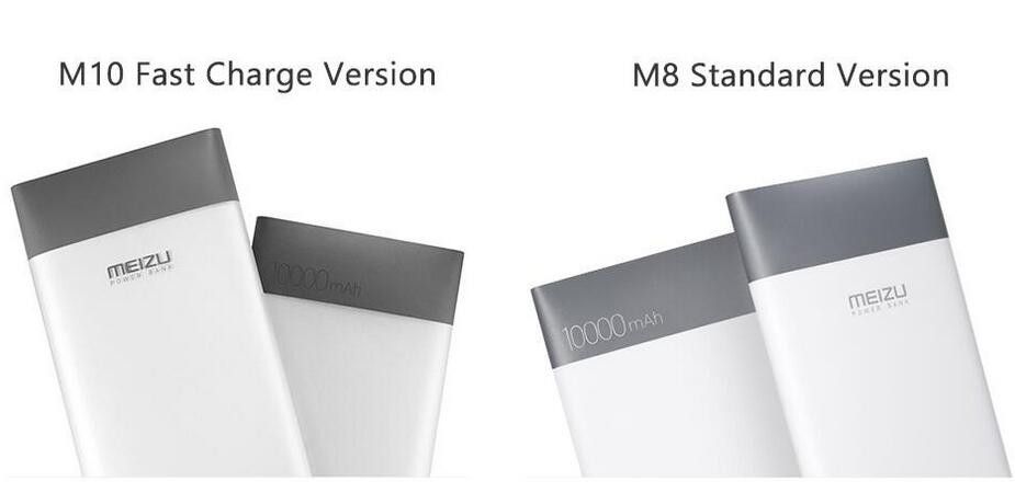 Original Xiaomi Mi Power Bank 10000mAh External Battery  New Portable Mobile Power Bank MI Charger 10000mAh for Phones,Pad,MP3