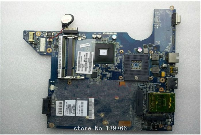 577511-001 board for HP CQ40 laptop motherboard with intel GL40 chipset(China (Mainland))