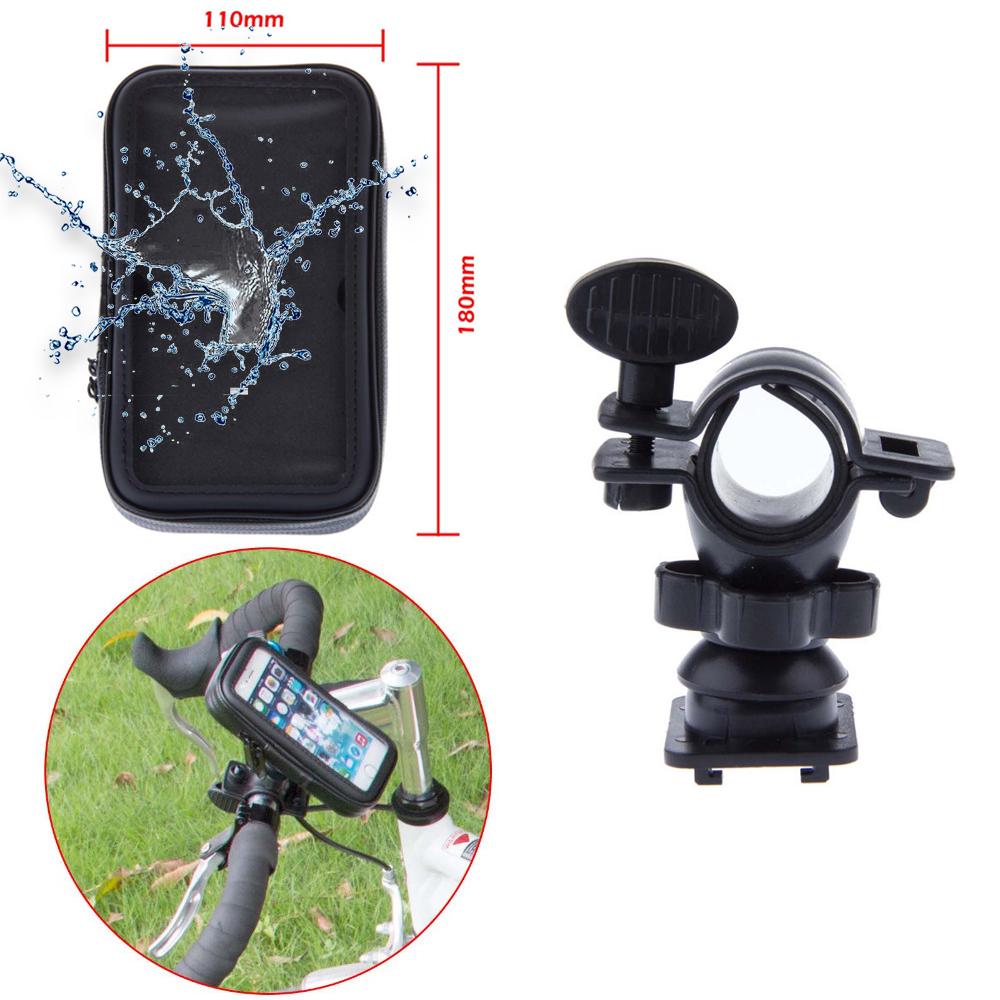 Велосипедная корзина OEM 4 ROSWHEEL waterproof bike bag phone