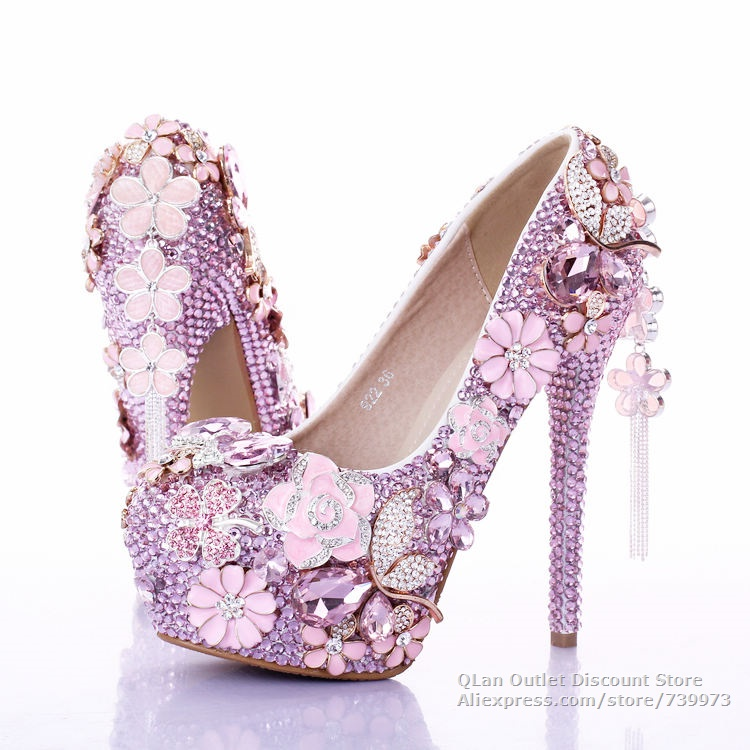 Purple Bling Wedding Shoes Bling Wedding Shoes Purple