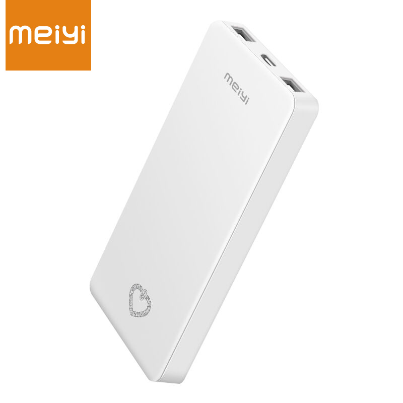 MEIYI i10 Dual USB Power Bank 10000mAh External Battery Pack Powerbank Portable Charger For iPhone Samsung Smartphone(China (Mainland))