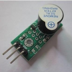 5PCS Active alarm buzzer driver module single chip microcomputer intelligent car robot parts(China (Mainland))