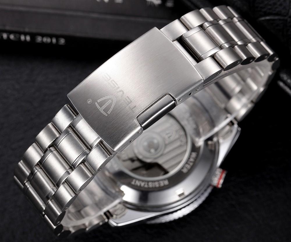 Календарь Часы Мужчины Военные Часы, Сапфировое стекло Платье Спортивные Часы Часы Мода Открытый Наручные Часы Ротатор Диски Мечты