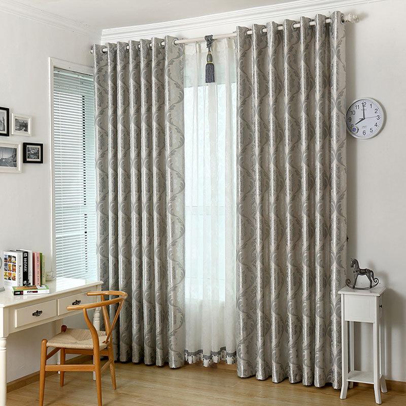 Cortina para sala de estar moderna id ias - Diferentes modelos de cortinas para sala ...