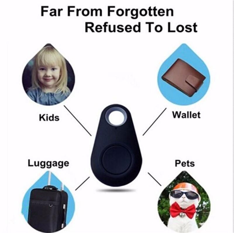 image for Smart Bluetooth Tracer GPS Locator Tag Alarm Wallet Finder Key Keychai