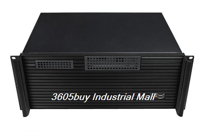 Ultra-short depth 300 mm 4u industrial computer case industrial computer case server computer case monitor computer case(China (Mainland))