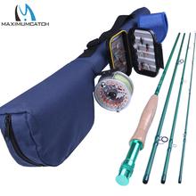 Maximumcatch 5WT Fly Rod Combo Fly Fishing Outfit(China (Mainland))