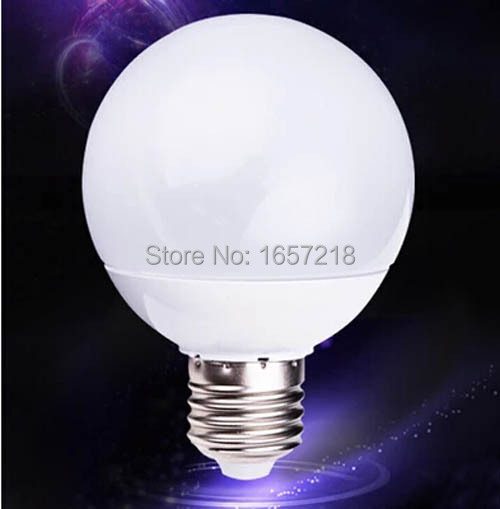 Super bright LED bulb E27 screw Dragon Ball Bubble bubble floor vanity mirror lights wedding ...