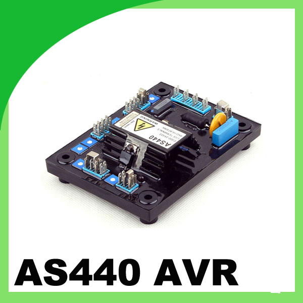 Generator parts AS440 Automatic voltage regulator for generator<br><br>Aliexpress
