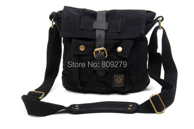 Brand leisure bags I'M LEGEND !! WILL SMITH BAG TOP QUALITY CANVAS BAG ! brown COLORS men messenger bags(China (Mainland))