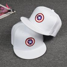 Captain America Avengers Baseball Caps 2015 Cartoon Character Casual Hip-hop hat Hats & Caps()