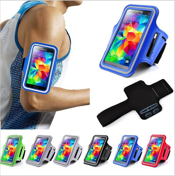 GYM Workout Sport Arm Band Case Cover For iPhone 4 4G 4S 3G 3GS 5 5G 5S for iPod Touch 4 Arm Band Case(China (Mainland))