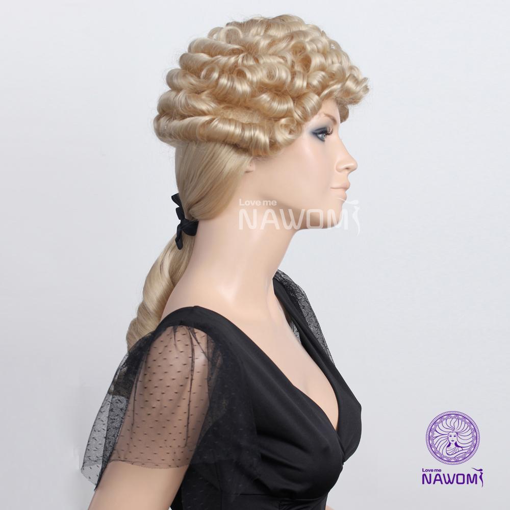 Парик из искусственных волос NAWOMI 16/& 1617 парик из искусственных волос nawomi 100