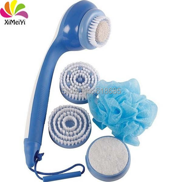 As Seen On TV Body Care Electric Bath Brush(China (Mainland))