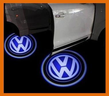 For Volkswagen Beetle Polo MK7  Golf gitar Bora Tiguan Passat  door light for Cree LED Welcome Light ghost shadow  laser lamp<br><br>Aliexpress