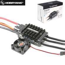 Buy 1pcs Original HobbyWing Platinum 100A V3 RC Model Brushless ESC Multicopter Align TREX 550 600 700 RC Helicopter Fixed W for $61.99 in AliExpress store
