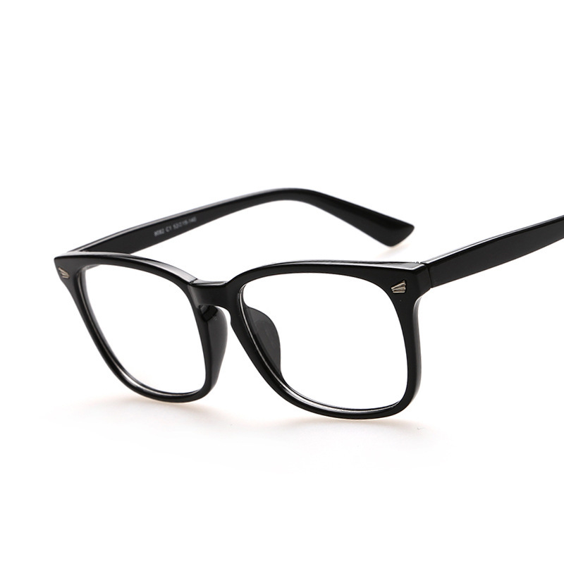 Eyeglass Frame Decorations : Influx of new Korean men and women retro fashion glasses ...