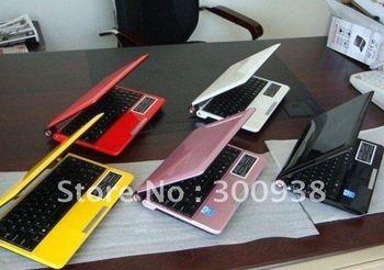 "S30 10.2"" laptop&notebook with Intel Atom D2500 Dual-core 1.86Ghz processor,2GB ram&500GB HDD,WIFI Webcam"