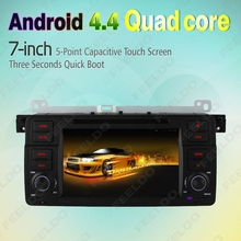 """Buy 7"""" Android 4.4.4 Quad Core Car DVD GPS Radio Head Unit BMW 3 Series MG zT/Rover 75 (1998~2005)/E46/M3 (1998~2006) #J-2454 for $292.50 in AliExpress store"""