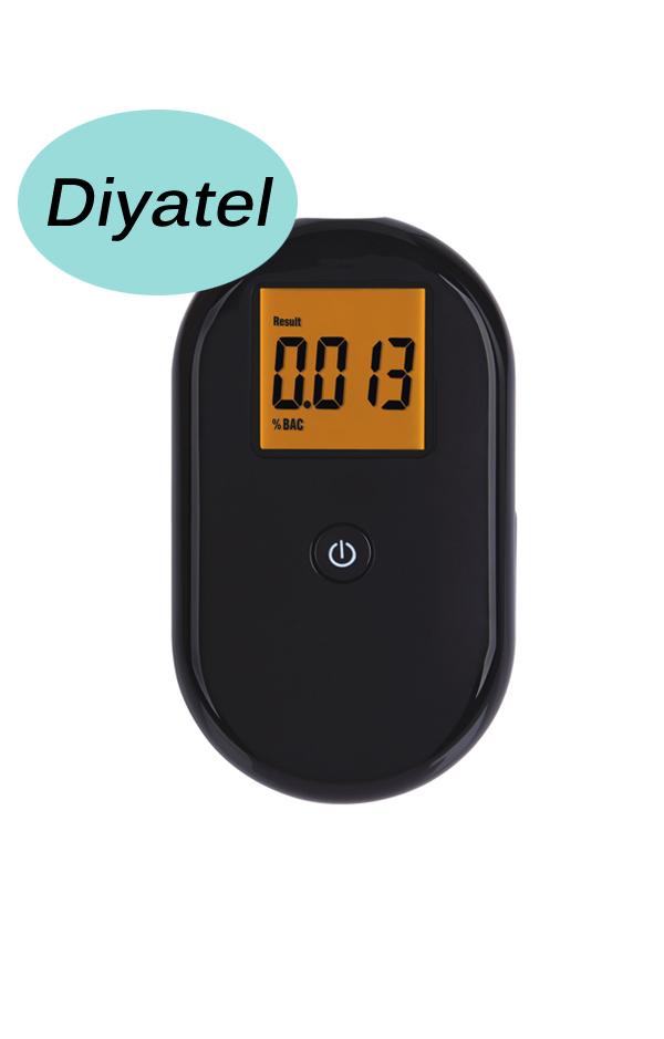 Breath Alcohol Tester professional car-detector portable mini tester(China (Mainland))