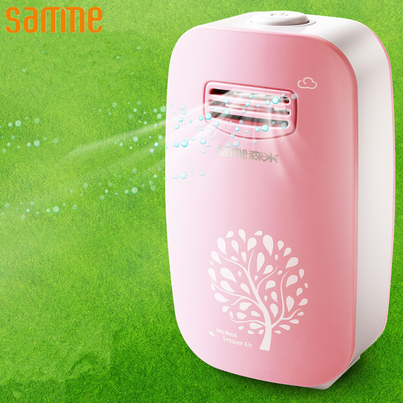Air Purifier Portable Ozone Generator Anion Ionizer Disinfection Sterilize Dusting Fresh Air Purifier for Home Mini Air Cleaner(China (Mainland))