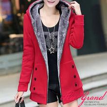 Autumn Winter Women Sport Suit 2016 Casual Long Sleeve Plus Size M-3XL Hooded Sweatshirts Moleton Feminino WWM514(China (Mainland))
