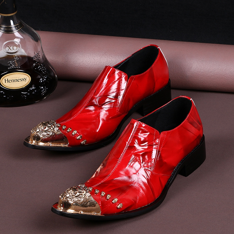 Compare Prices on Red Men Shoes- Online Shopping/Buy Low Price Red ...