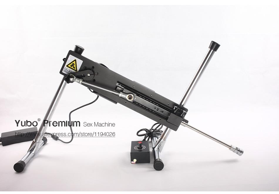 F01 в Yubo Премиум секс-машина,система VAC-U-замок,очень тихий,Турбо Мощность двигателя 120 Вт,11кг,твердая стальная Рама,Ультра стабильности,продукт секса