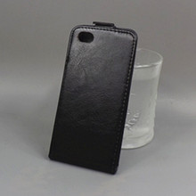 For iPhone 5 c 5 c Vertical Flip Cover Open Down/up Back Cover filp leather case mobile phone bags