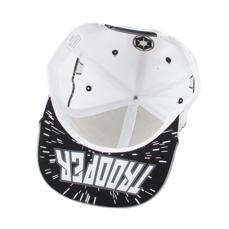 Adjustable Men Snapback Hip Hop Star War Cap Baseball Cap Bboy Kpop Cavalry Letter Brim Baseball