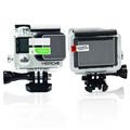 Free shipping GoPro Accessories monopod stick selfie pole For Gopro Hero4 3+ 3 2 SJ4000 5000 SJ6000 Xiaomi Yi 2 4k Action Camera