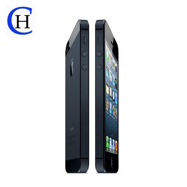 HOT SALE! iPhone 5 original phoneUnlocked 16GB/32GB ios 6 3G WIFI GPS 8MP Good quality refurbished FREE SHIPPING!(China (Mainland))