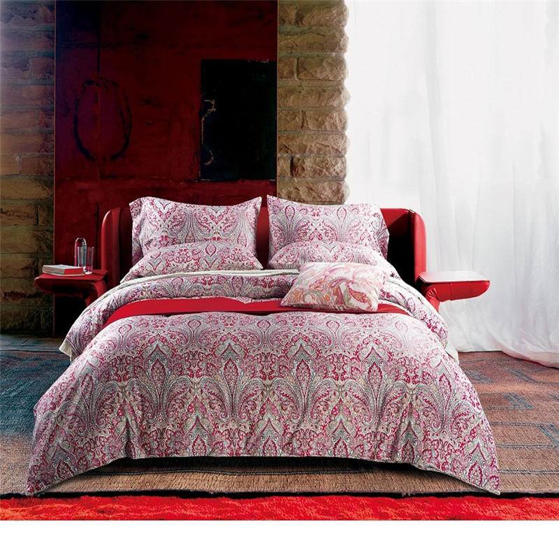 Popular damask bedding buy cheap damask bedding lots from for Pima cotton comforter