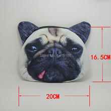 Fatory Direct Shopping Printing artwork bag dog cat head bag wallet lady bag shoulder bagsMother and