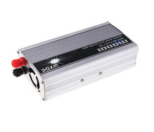 Wholesale Power inverter 1000W DC 12V to AC 220V USBPower Inverter  Adapter Converters Modified Pure Sine Wave For car auto (China (Mainland))