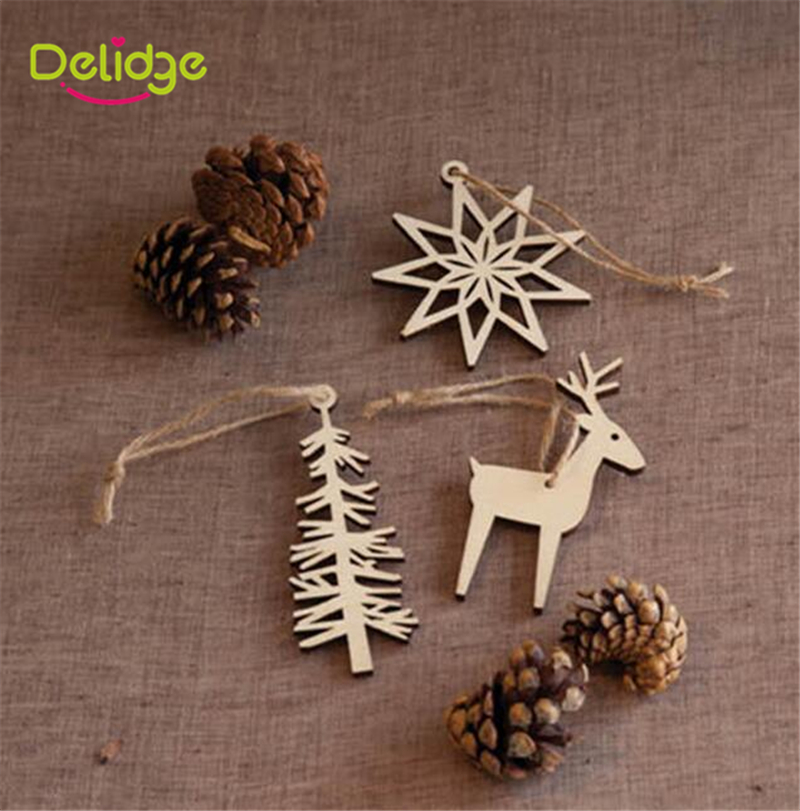3 pcs/set 2 Types Christmas Party Ornaments Elk Snow Tree Christmas Decoration Supplies Indoor Decoration Arbol De Navidad(China (Mainland))