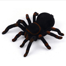 """New The Wolf spider name """"POLI"""" Remote Control Infrared Realistic RC Tarantula robot anime Toys Prank Birthday Gift  baby toy(China (Mainland))"""