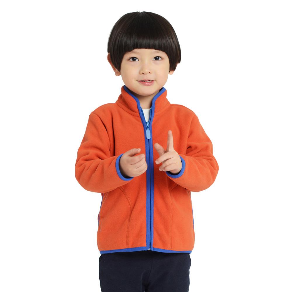 Svelte Brand Winter Boys Girls Unisex Coat Kids Fur Coat Fleece Jacket Kids Clothes Children Garcon Sweatshirts Thickened Jersey(China (Mainland))