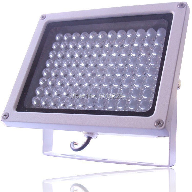 Free shipping 1PCS 96 LEDs CCTV Ir Infrared illuminator Night Vision IR Light lampOutdoor Waterproof for CCTV Camera(China (Mainland))