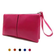 New Fashion Small Women Clutch Famous Brand Design Girl Bags Soft PU Leather Handbags Women Bags Solid Clutches Purse Bolsa