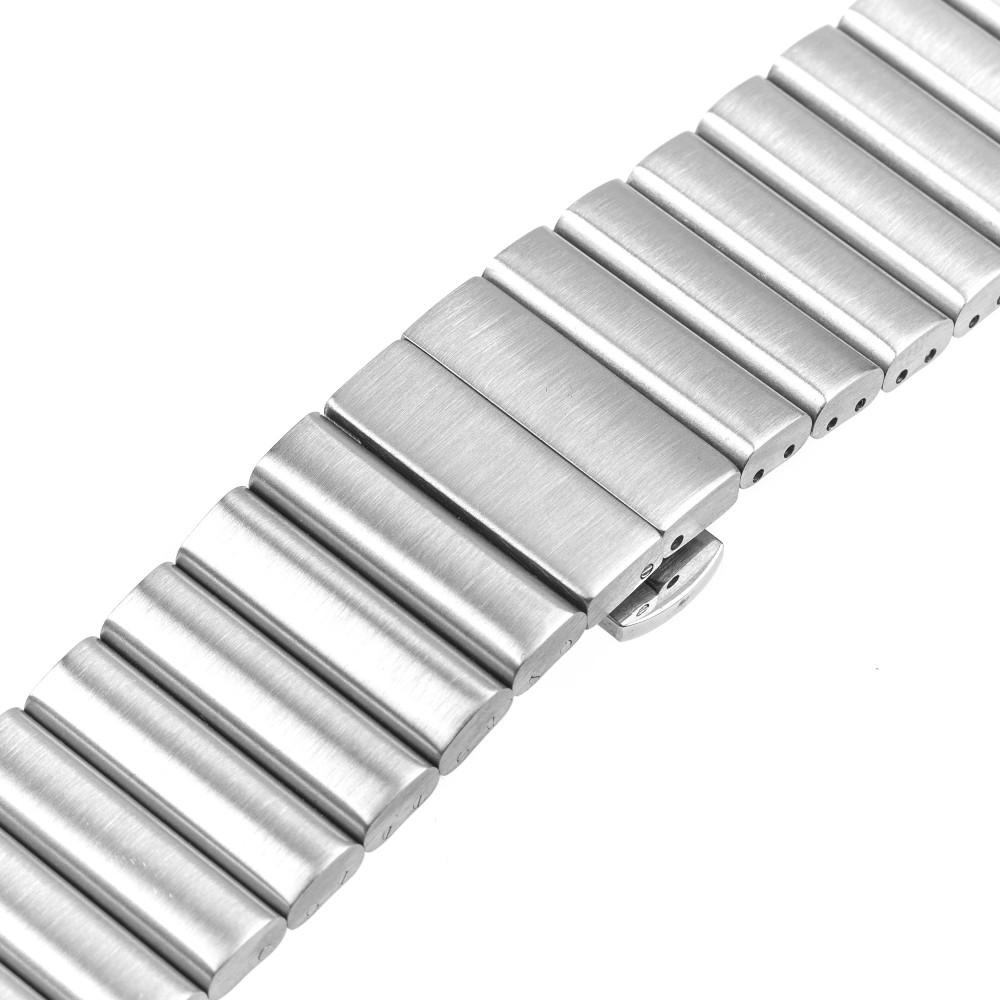 22 мм нержавеющей стали часы группы для Motorola Moto 360 1 первого поколения 2014 ремешок браслет с модернизированным ссылка средство для удаления серебро