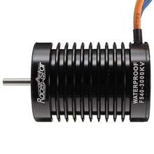 Buy Racerstar F540 Motor Brushless Waterproof Sensorless 1/10 RC Car Part 4370/3930/3300/3000KV for $16.99 in AliExpress store